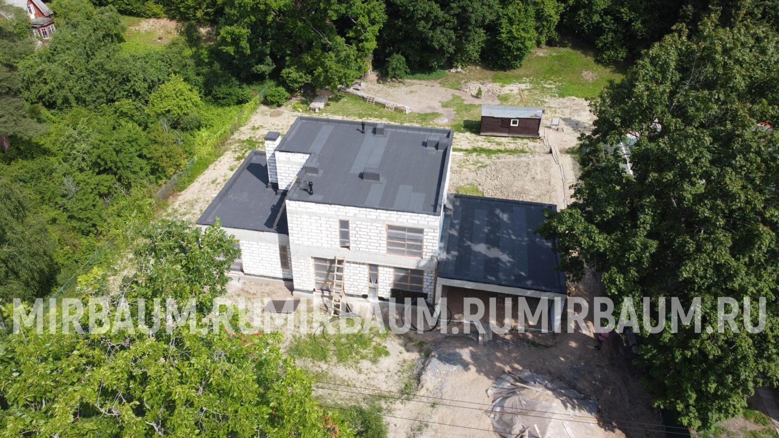 плоская крыша Красное село
