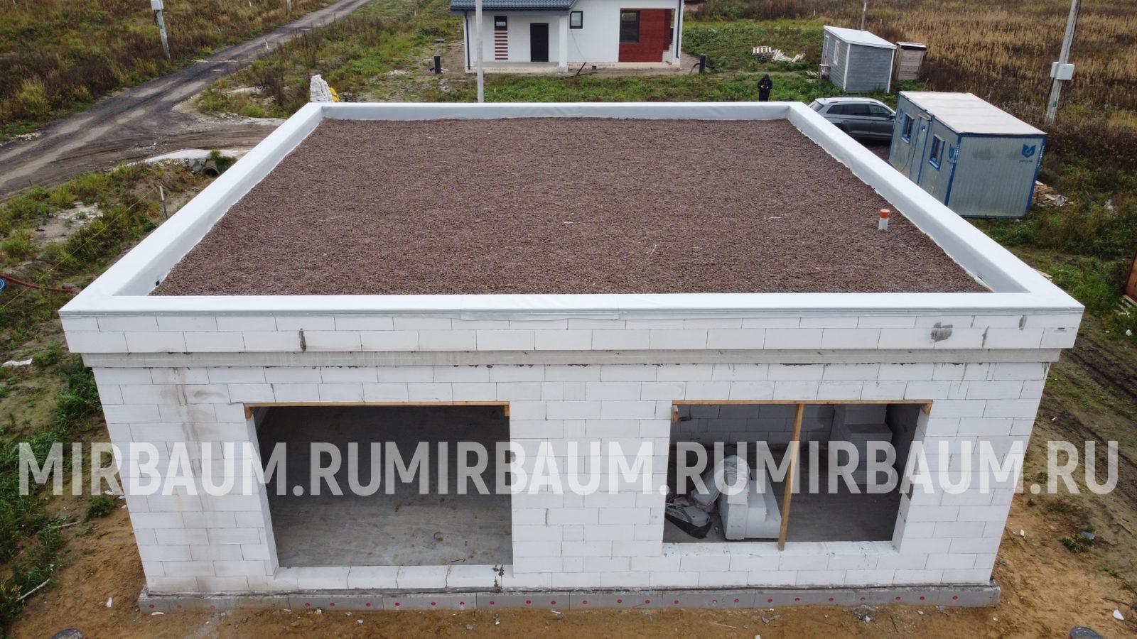 Крыша под ключ в Новом Петергофе